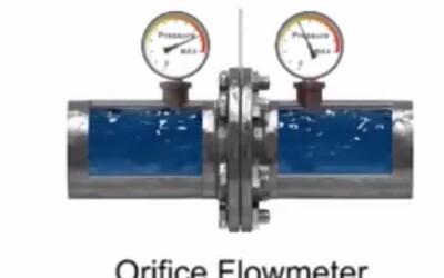 Orifice Flow meter - Primary device