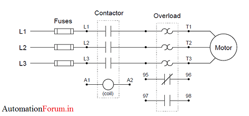 motor overload protection