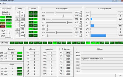 Free PLC Simulator